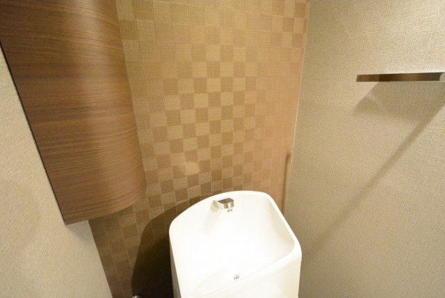 大森ハイツ トイレ