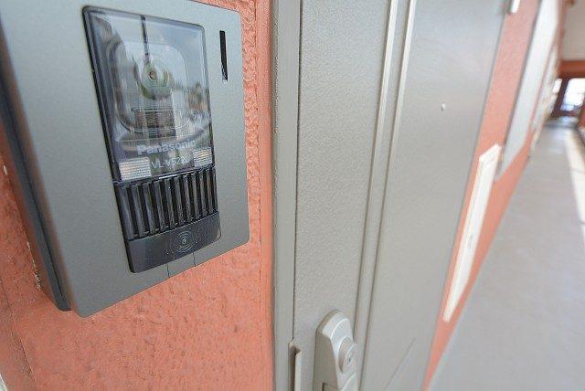 砧公園ヒミコマンション 玄関