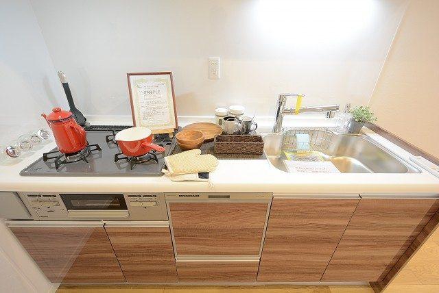 祐天寺第二コーポラス キッチン