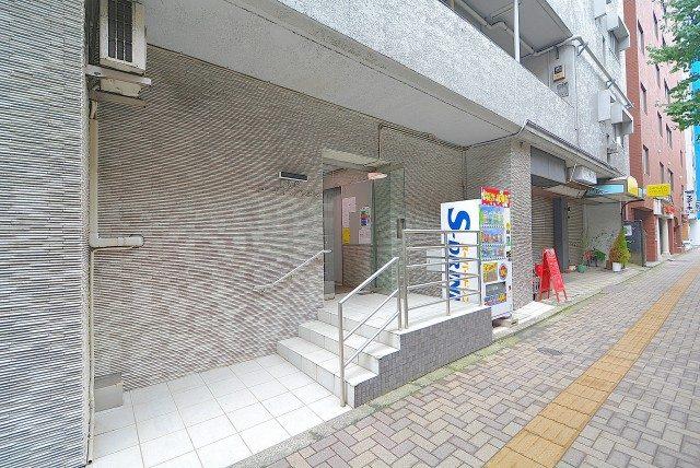 幡ヶ谷コーエイマンション エントランス