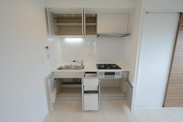 中野坂上マンション キッチン