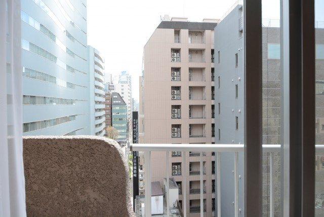 セブンスターマンション第2日本橋 バルコニー