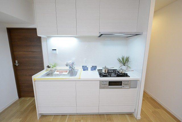 幡ヶ谷コーエイマンション キッチン