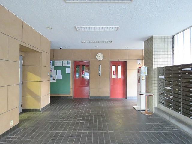 グリーンヒル新宿 エントランスホール