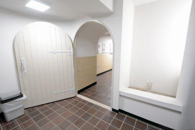 シャンボール尾山台 (6)内廊下