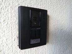 グリーンヒル新宿 TVモニター付きインターホン