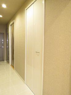 グリーンヒル新宿 廊下収納