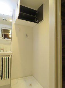 グリーンヒル新宿 洗濯機置場