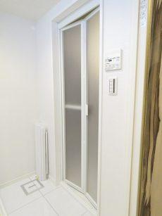 グリーンヒル新宿 バスルーム扉
