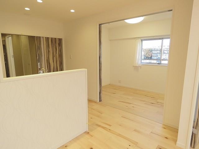 グリーンヒル新宿 LDK+洋室約3.6帖