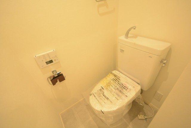 秀和高円寺レジデンス トイレ