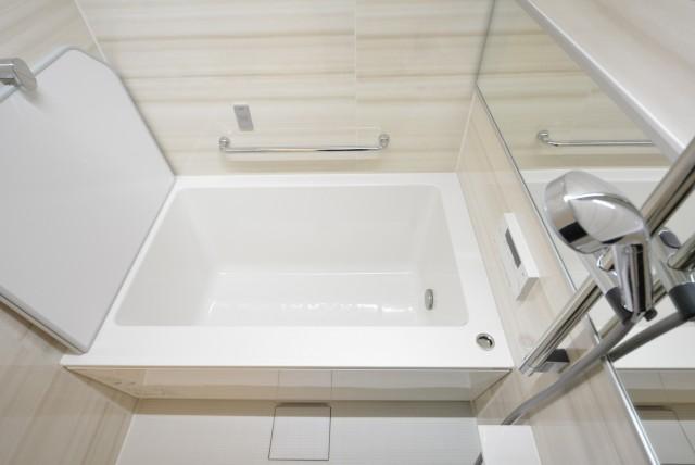 自由が丘ハイタウン 浴室