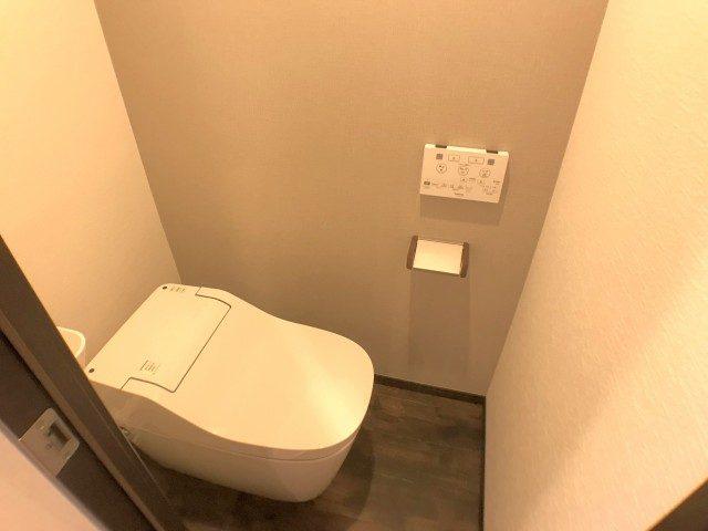 青葉台フラワーマンション トイレ