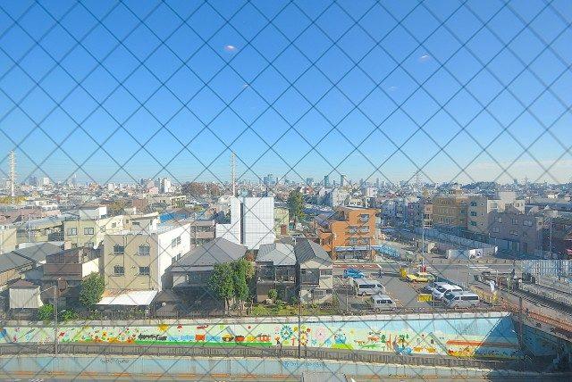 ハヤマビル 眺望