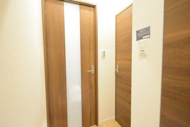 幡ヶ谷コーエイマンション 廊下