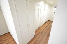 中野永谷マンション 洗濯機スペース