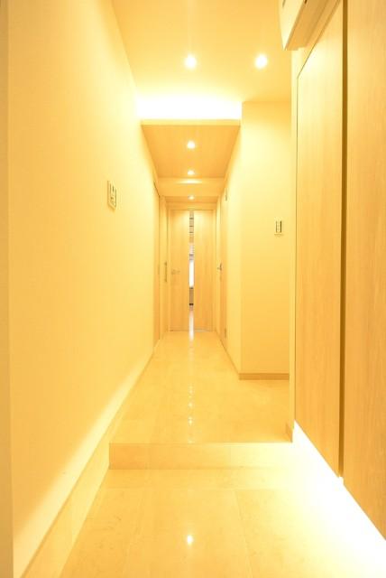 クレッセント目黒Ⅱ 玄関