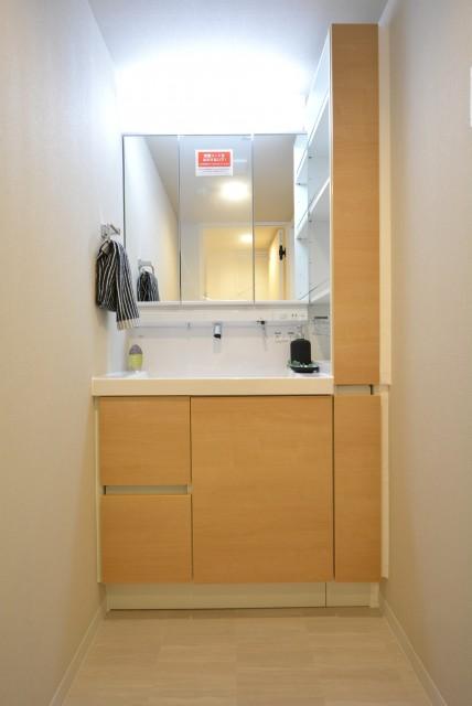 大森ハイツ 洗面室