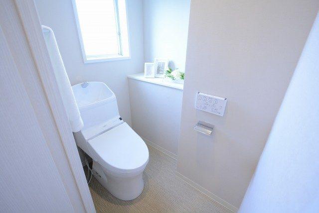 マンション第2明大前 トイレ