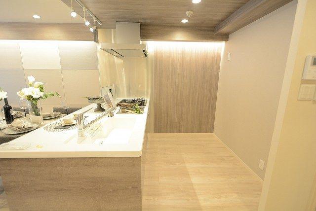 サンビューハイツ渋谷 キッチン