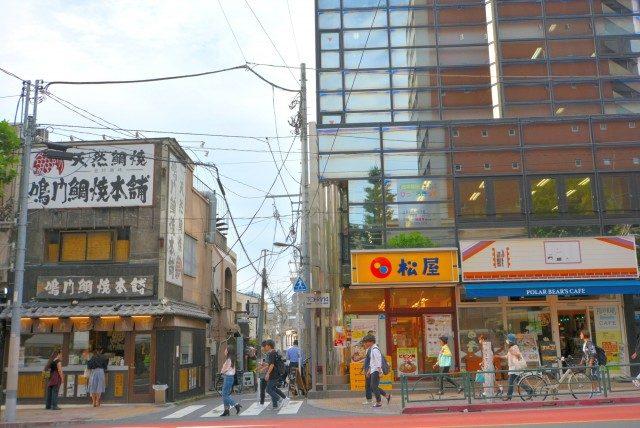 高田馬場周辺