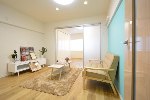 トーア文京マンション LDK+洋室