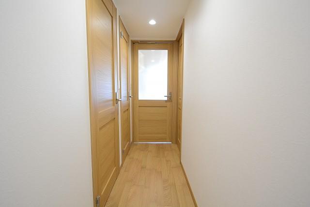 神楽坂ハウス 玄関