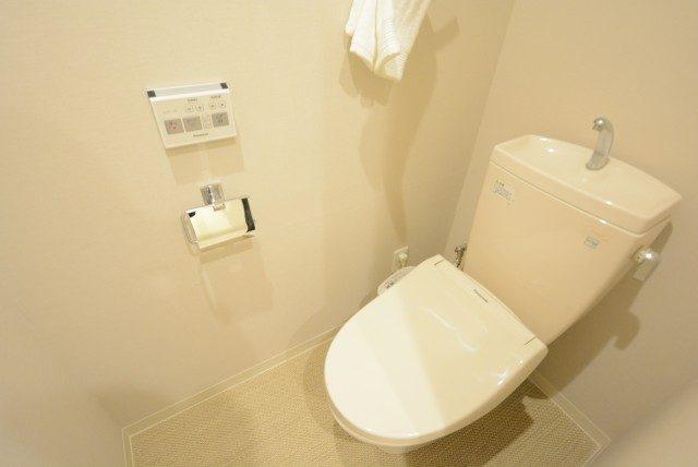 D'クラディアイヴァン初台 トイレ