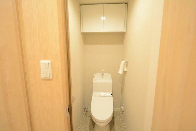 パシフィック西早稲田 トイレ