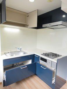 プチモンド目白 キッチン