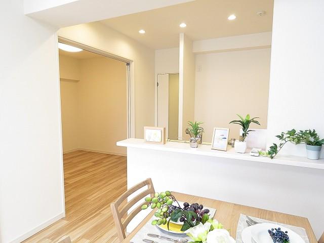 三井馬事公苑南ハイツ 洋室+キッチン