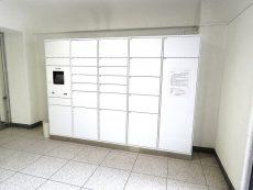 秀和六本木レジデンス 宅配BOX