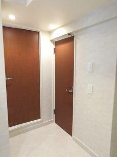 秀和六本木レジデンス トイレ