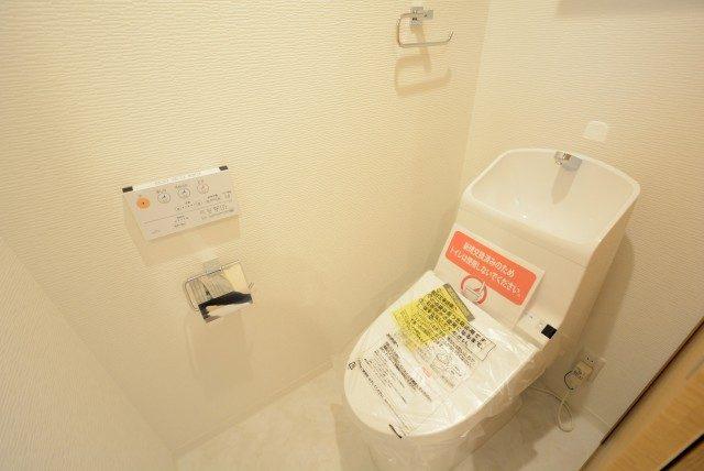 トーア駒込マンショントイレ