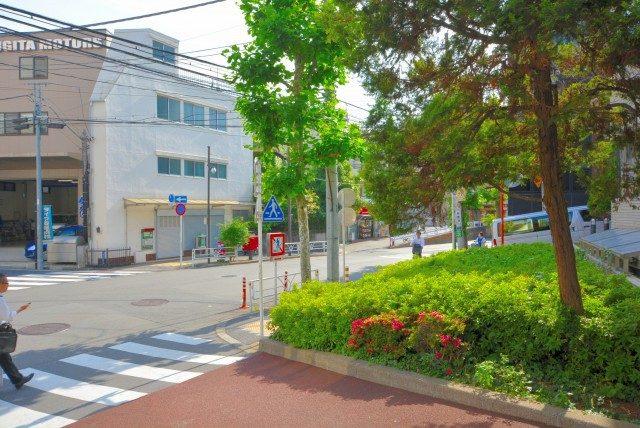 南新宿周辺