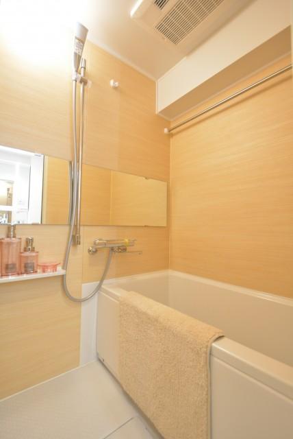トーア文京マンション 浴室