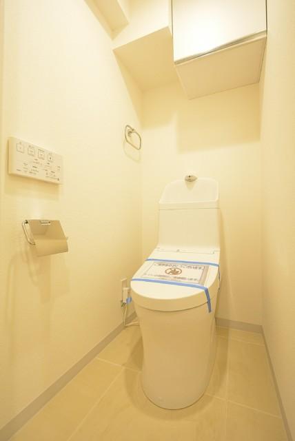 自由が丘フラワーマンション トイレ
