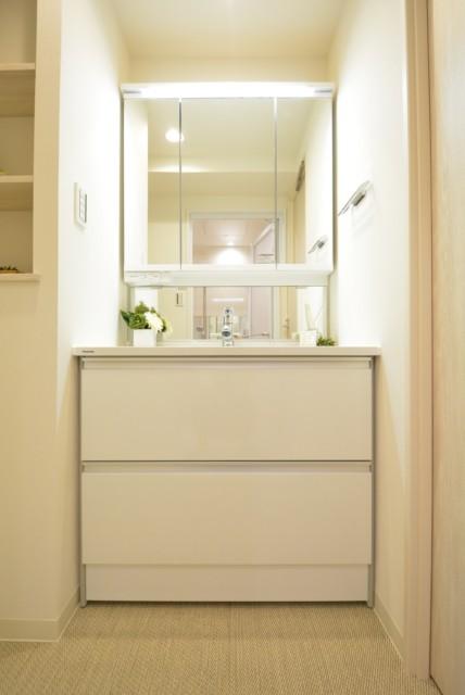 クレッセント目黒Ⅱ 洗面室