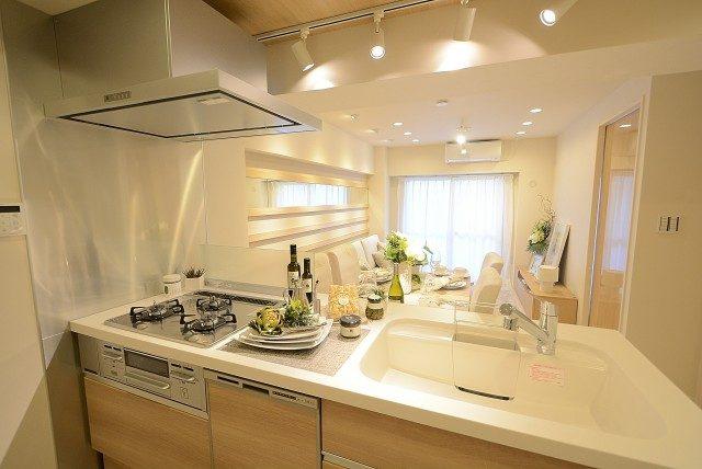 神楽坂ハウス キッチン