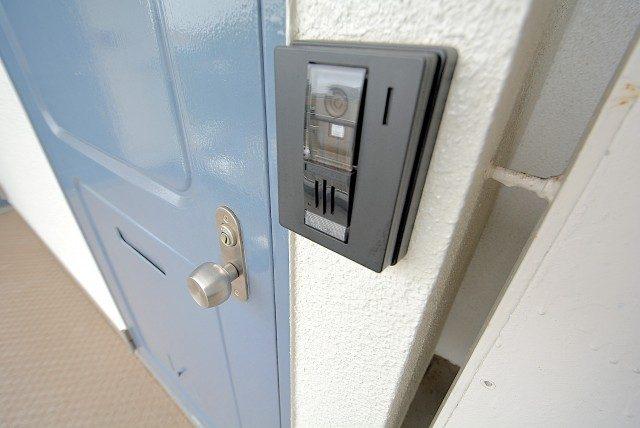 経堂コンド 玄関
