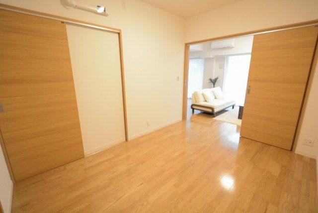 多摩川南パークハウス 洋室2