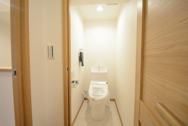 シーアイマンション駒場A棟 トイレ