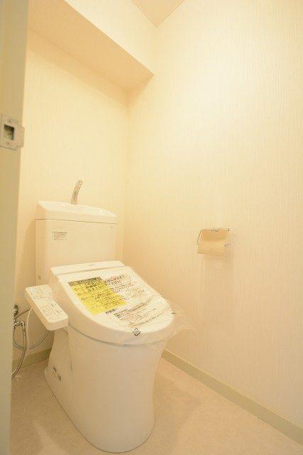 中銀小石川マンシオン トイレ