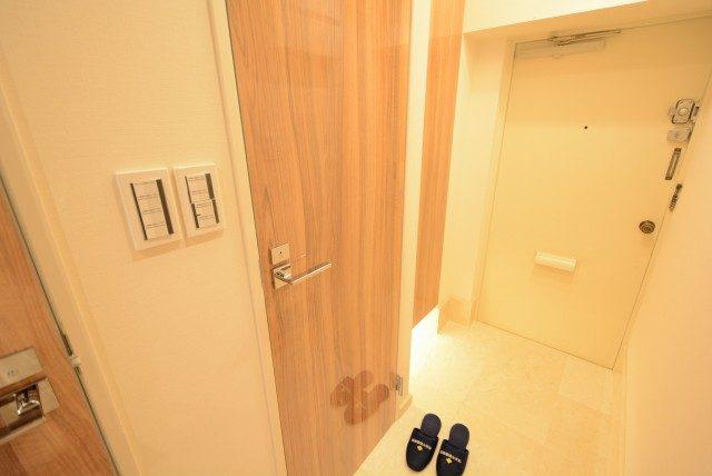 シャンボール白金 トイレ
