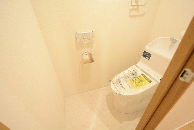 多摩川南パークハウス トイレ
