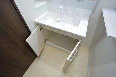上馬マンション 洗面室
