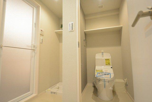 グリーンヒル小石川 トイレ