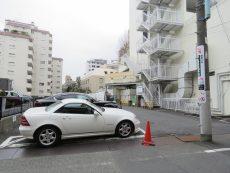 グリーンヒル小石川 駐車場