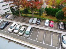 上野毛ハイム 駐車場