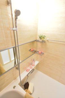 コトー大森 浴室
